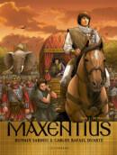 Maxentius Boek 2: De Augusta – Comic Book Review
