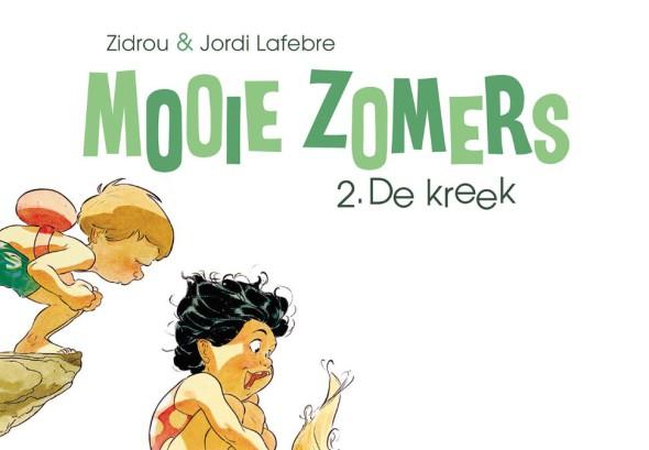 Mooie Zomers #2 De Kreek Banner