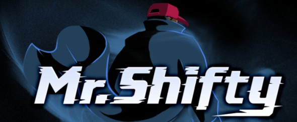 Debut trailer for Mr. Shifty released