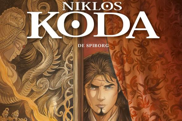 Niklos Koda #14 De Spiborg Banner