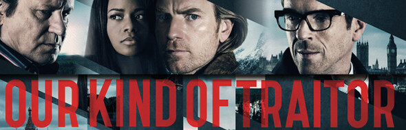 Contest: 2x double tickets 'Our Kind of Traitor' (Belgium only)