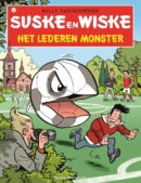 Suske en Wiske #335 Het Lederen Monster – Comic Book Review