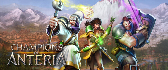 New trailer for Champions of Anteria released