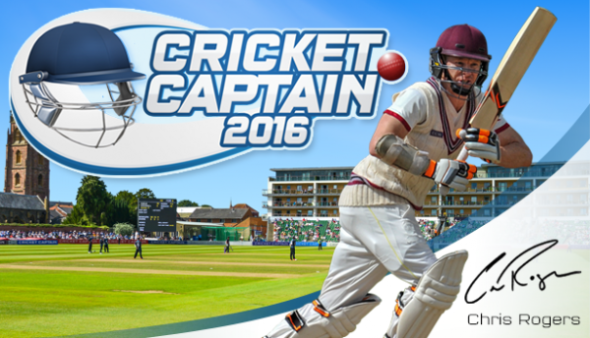 Cricket Captain 2016 coming to Steam early July 2016