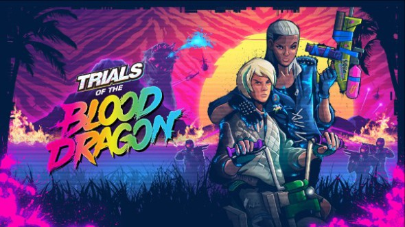 Trials of the Blood Dragon available now