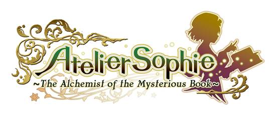 Atelier Sophie: The Alchemist of the Mysterious Book announced for PS4