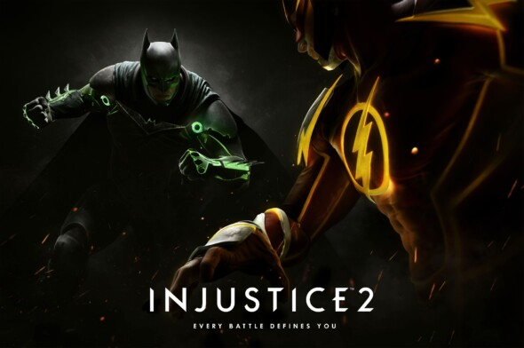 Warner Bros announces Injustice 2