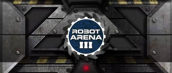 Robot Arena III available on Steam