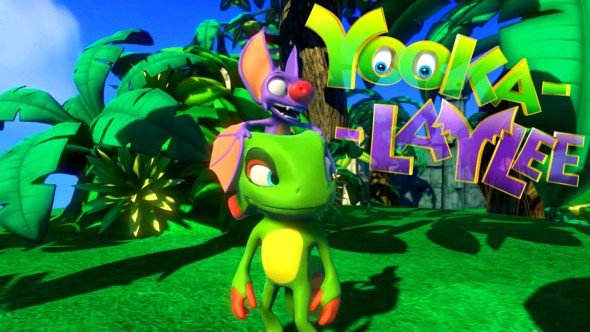 New trailer and screenshots for Yooka-Laylee