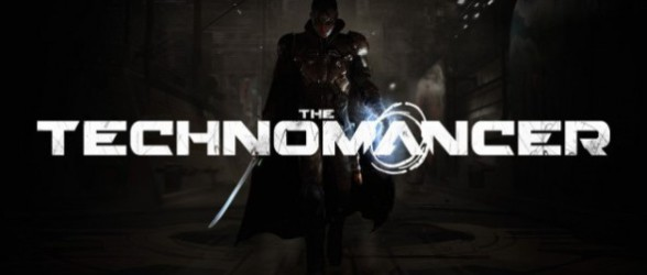 The Technomancer shows off its combat styles