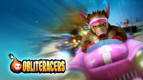 Obliteracers is coming to your living room