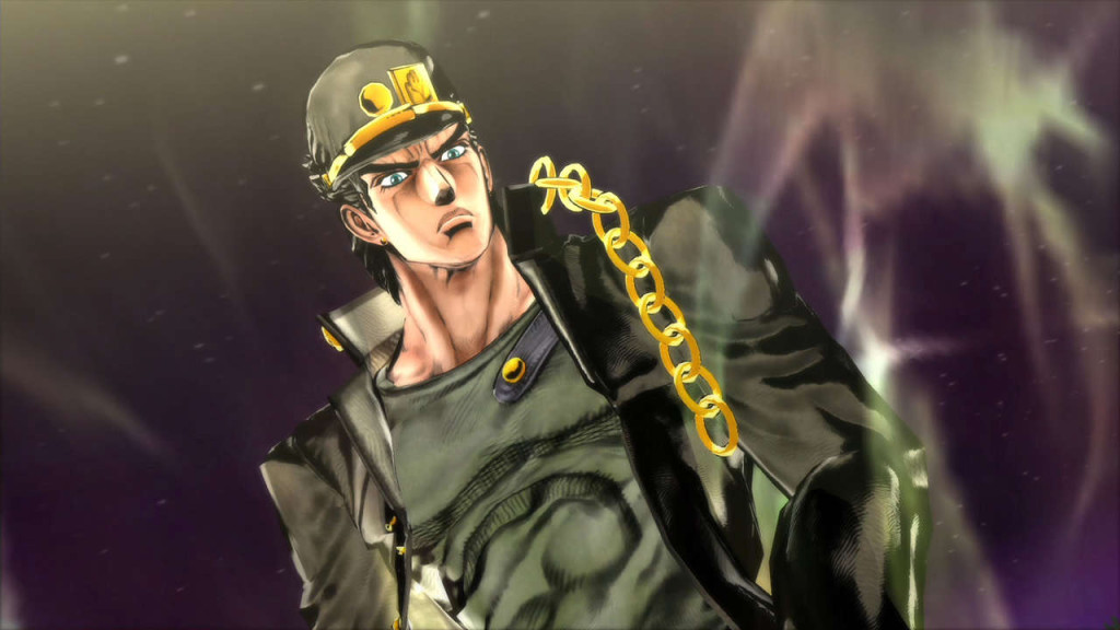 Jojo's Bizzarre Adventure Eyes of heaven 4