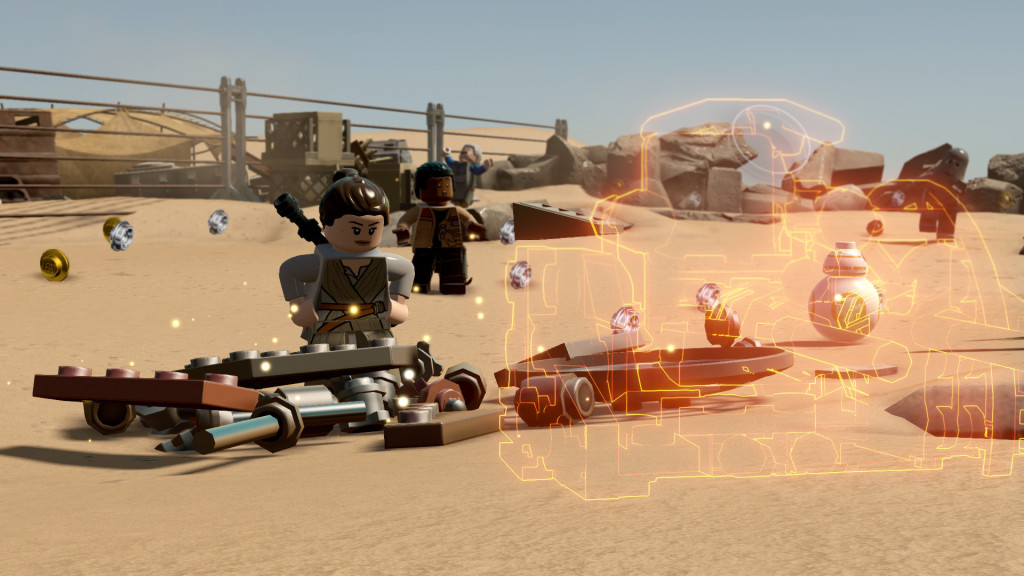 LEGO Star Wars The Force Awakens 3