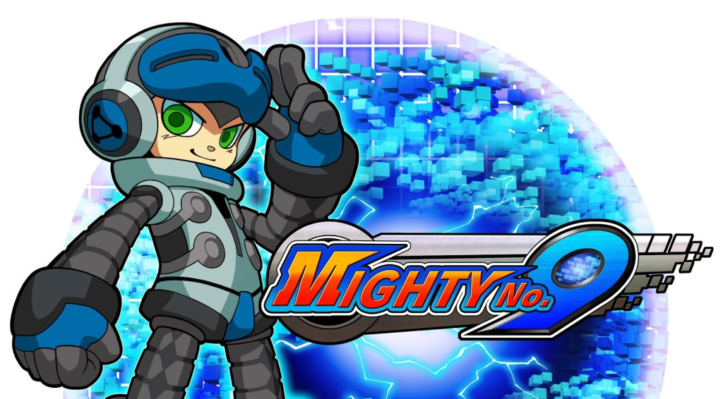 Mighty No 9 - Cover