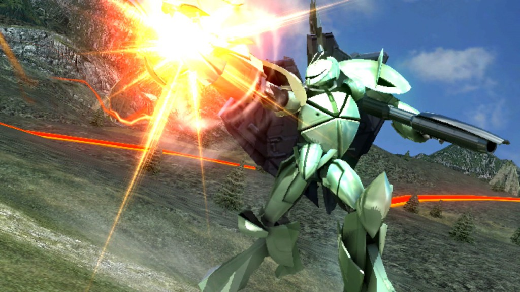 Mobile Suit Gundam Extreme VS-Force 3