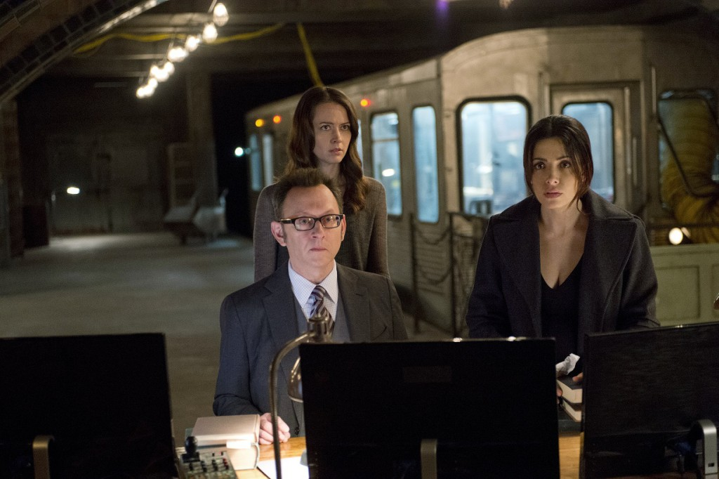 Person of Interest Season 4 - 1