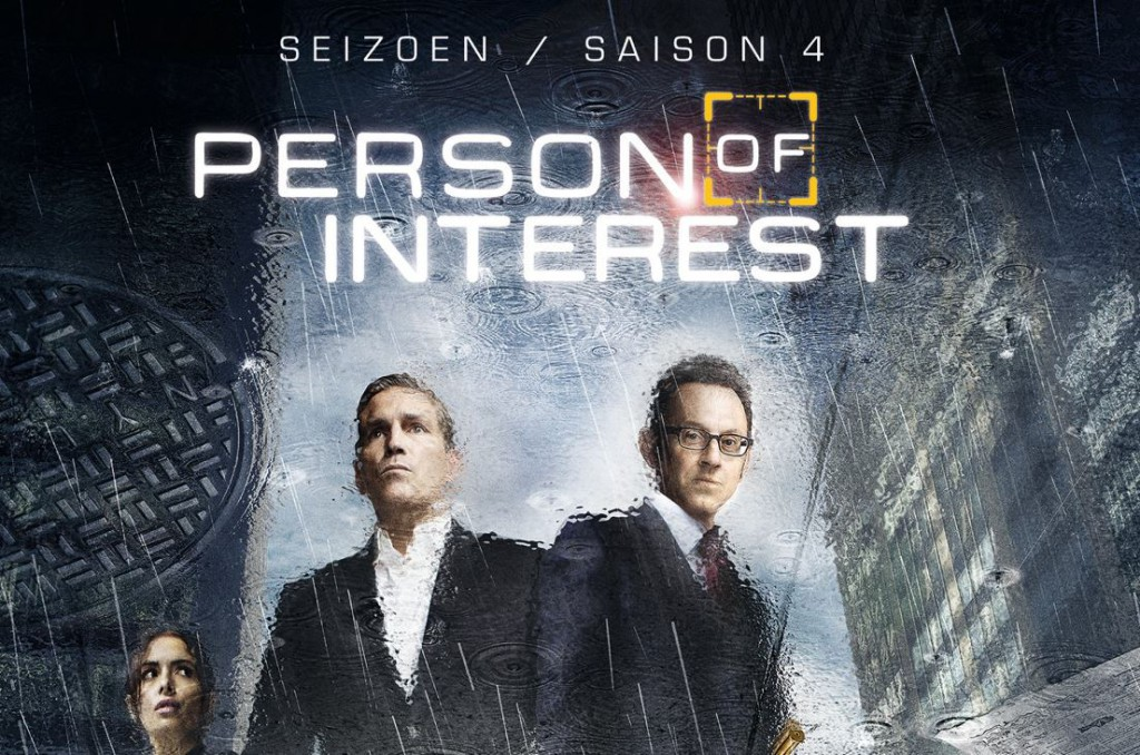 Person of Interest Season 4 Cover