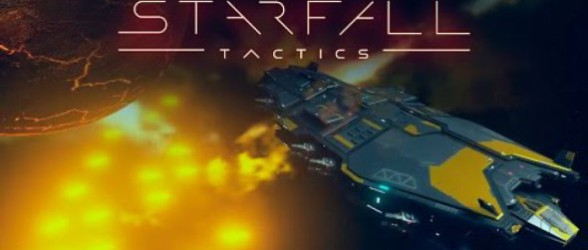 Join the pre-Alpha test of Starfall Tactics
