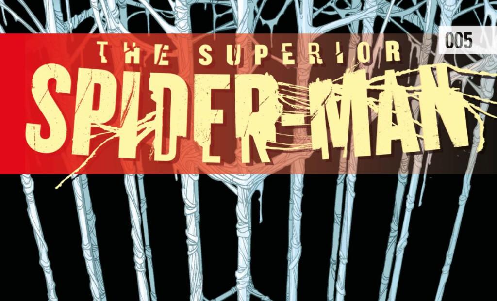 The Superior Spider-Man #005 Banner