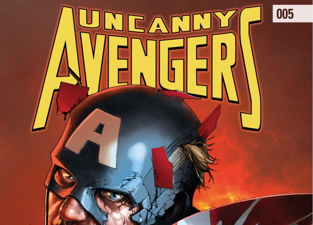 Uncanny Avengers #005 Banner