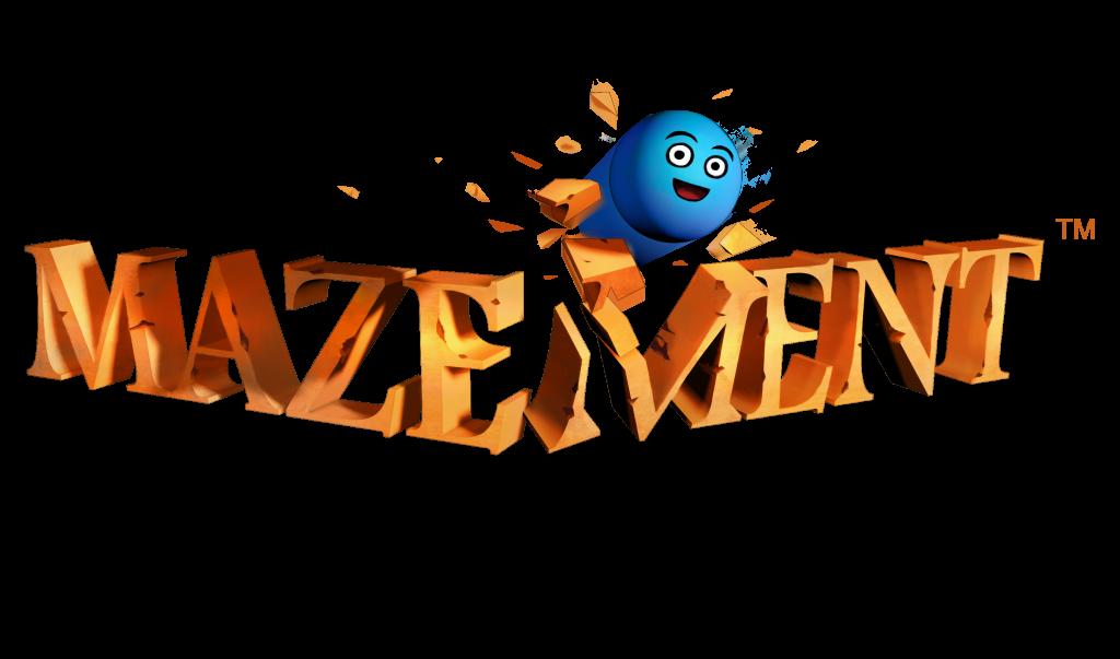 Mazement logo