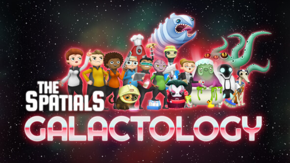 The Spatials: Galactology arrives on Steam Early Access