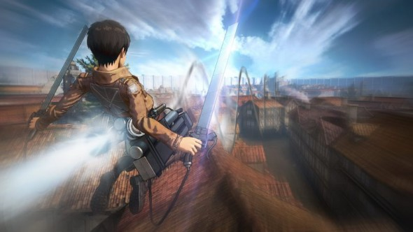 Attack on Titan Wings of Freedom 1.
