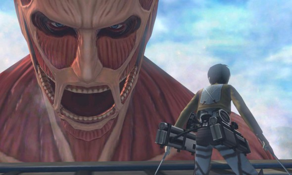 Attack on Titan Wings of Freedom 4