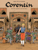 Corentin De drie parels van Sa-Skya – Comic Book Review