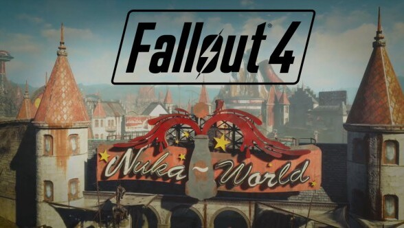 Nuka-World animated trailer released about Bottle and Cappy