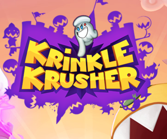 Defend your castle in Krinkle Krusher