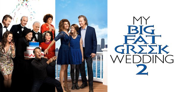 My big fat greek wedding two review