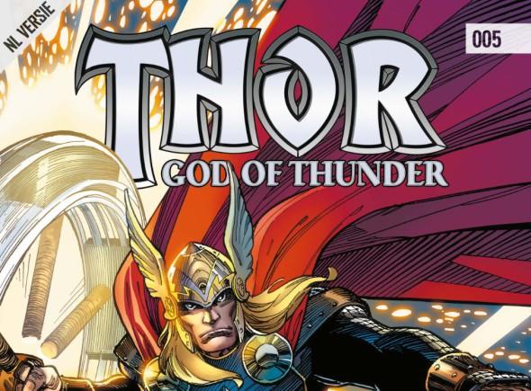 Thor #005 Banner
