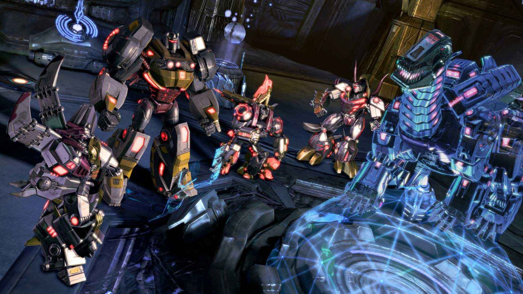 Transformers Fall of Cybertron 1
