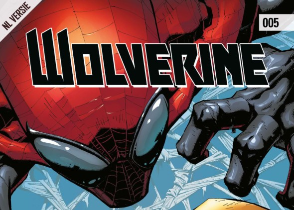 Wolverine #005 Cover