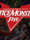 JUSTICE MONSTERS FIVE goes mobile