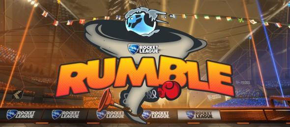 Rocket League Rumble Mode Available Now