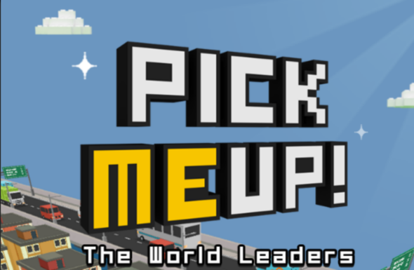 Pick Me Up available now on mobile