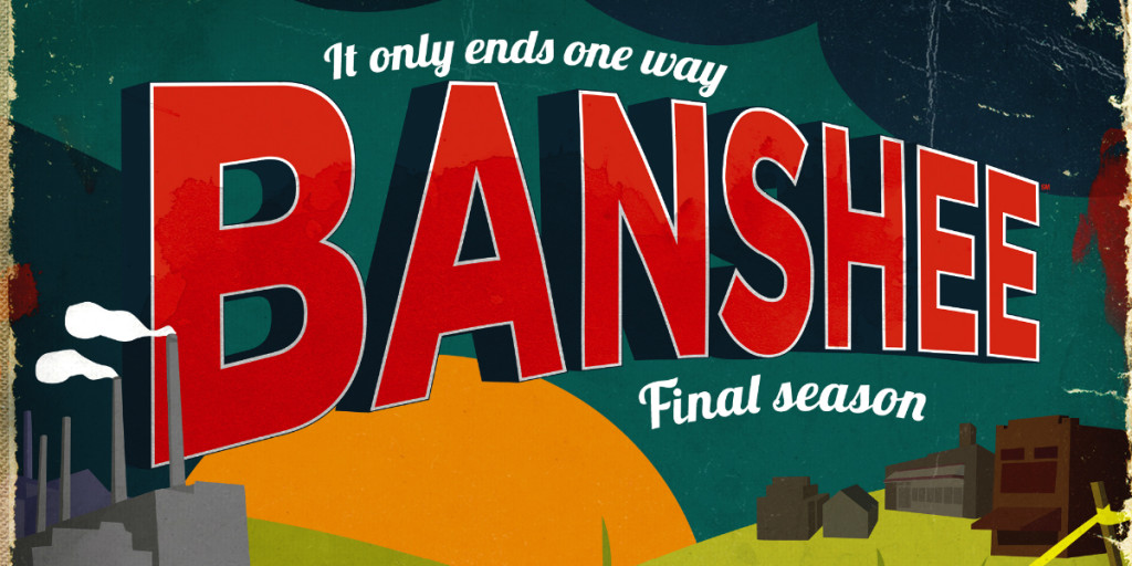 Banshee Season 4 - Banner