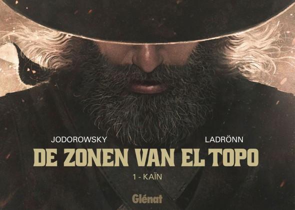 De Zonen van El Topo #1 Kaïn Banner