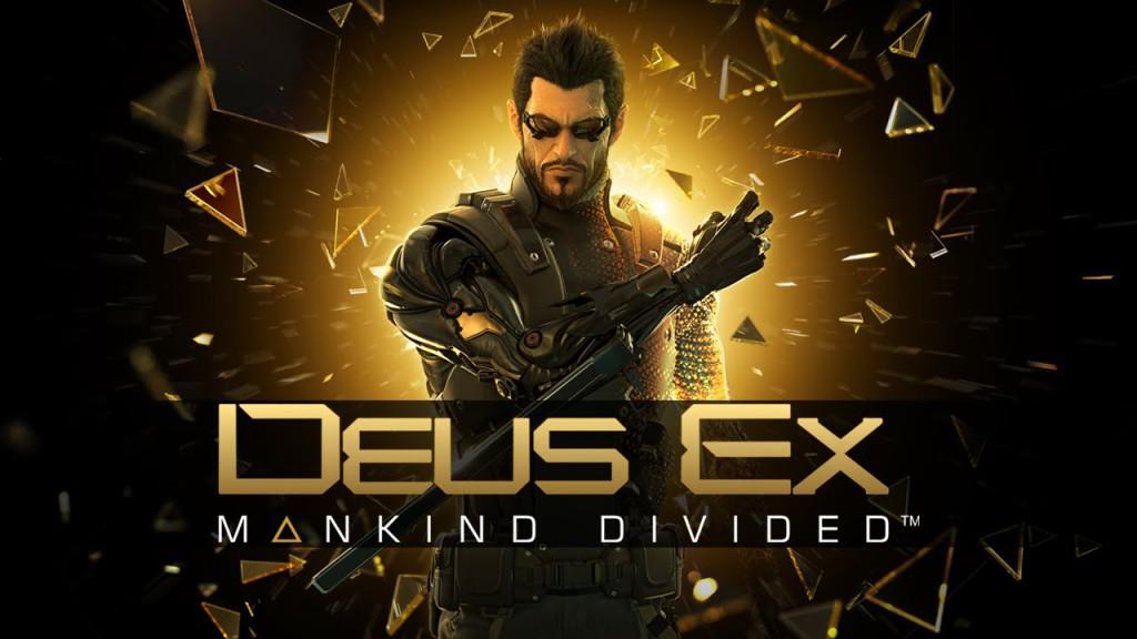 Deus Ex Mankind Divided Banner