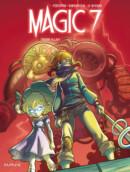 Magic 7 #2 Tegen Allen – Comic Book Review