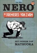 Nero De Premières #5 Van Zwam: Het Geheim van Matsuoka – Comic Book Review