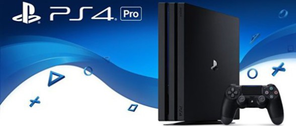 PlayStation 4 Pro's software lineup revealed