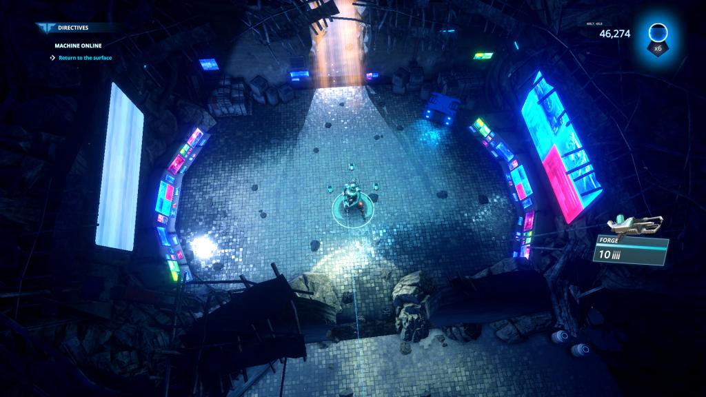 Livelock gameplay2