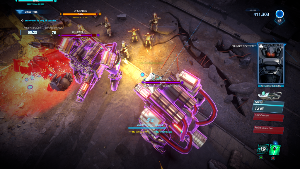 livelock gameplay