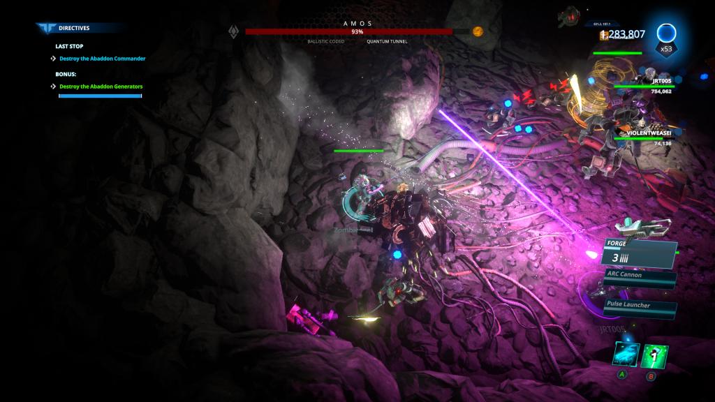 livelock gameplay3