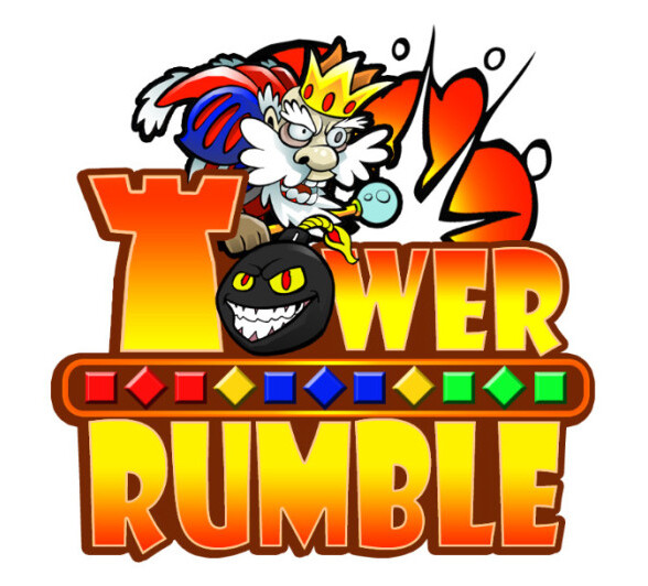 The towers start rumbling in Tower Rumble