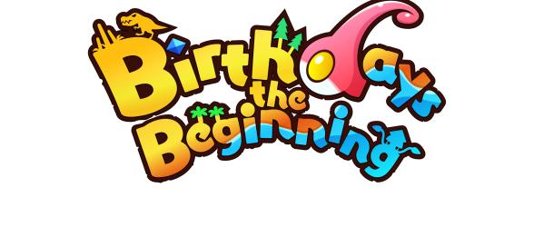 Get ready for Birthdays the Beginning