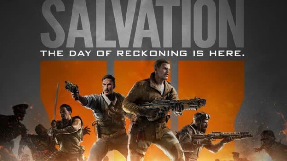 New trailer for Call of Duty: Black Ops III Salvation